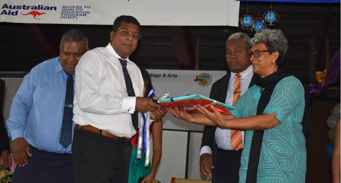 Minister Launches Literacy, Numeracy Programme