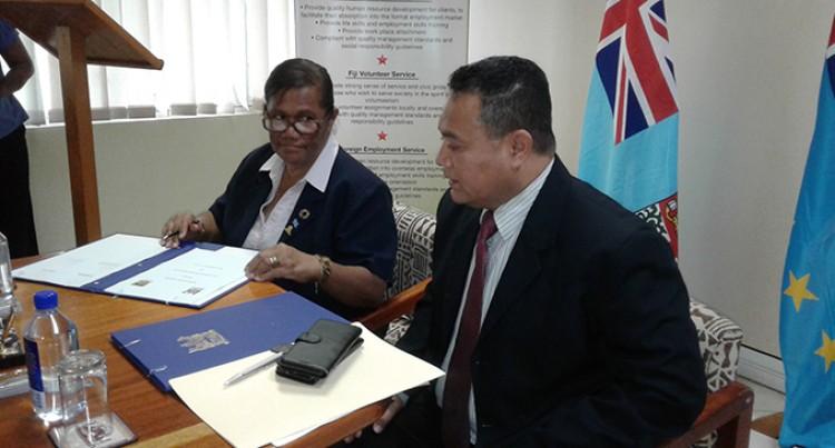 More Fijian teachers Bound for Tuvalu