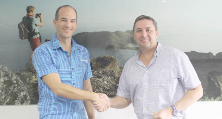 Fiji Airways  Partners With Tourism Fiji