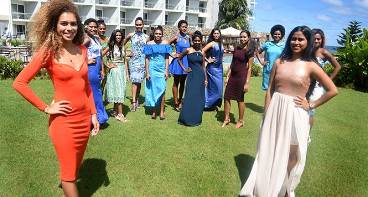 Miss World Fiji Top 15 Beauties Chosen