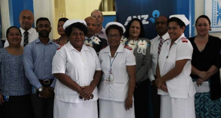Ministry Lauds Bank For Health Support