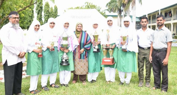 Nadi Muslim Pleased With Urdu Win