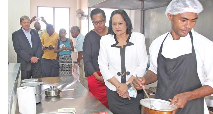 More Upgrades For Navua Hospital, Says Davies