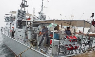 Lucky Call Saves 5 Adrift at Sea