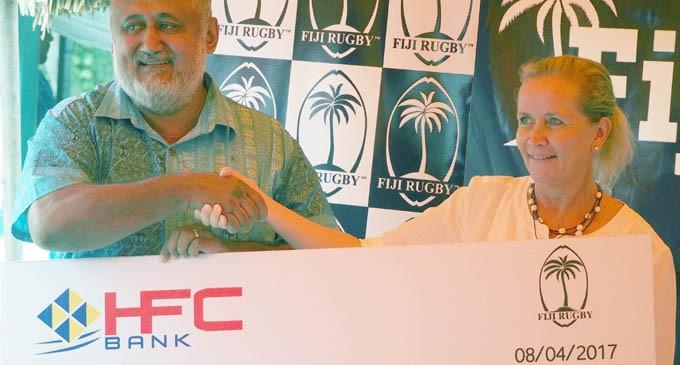 Fiji Rugby Backs  Cure Kids