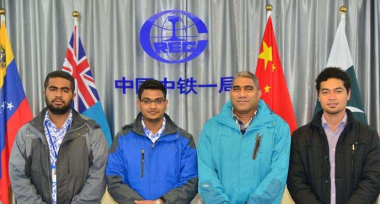 China Firm Recognises Locals