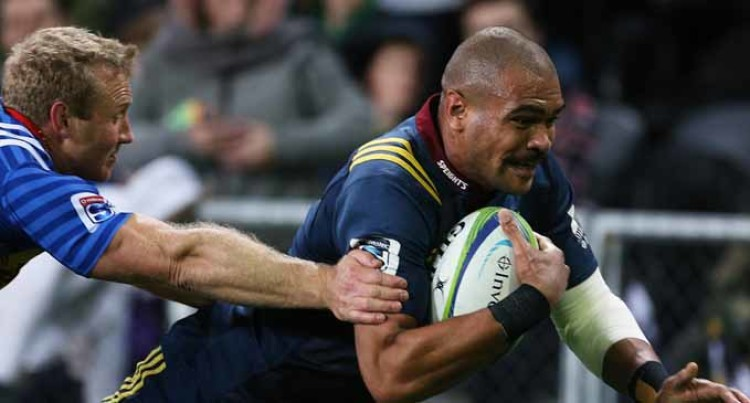 Osborne, Naholo Shine In Forsyth Try-Test