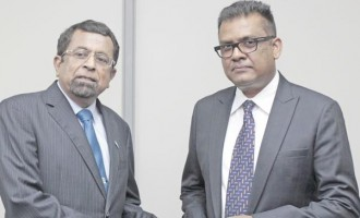 Robin Nair Resigns As PS For Foreign Affairs