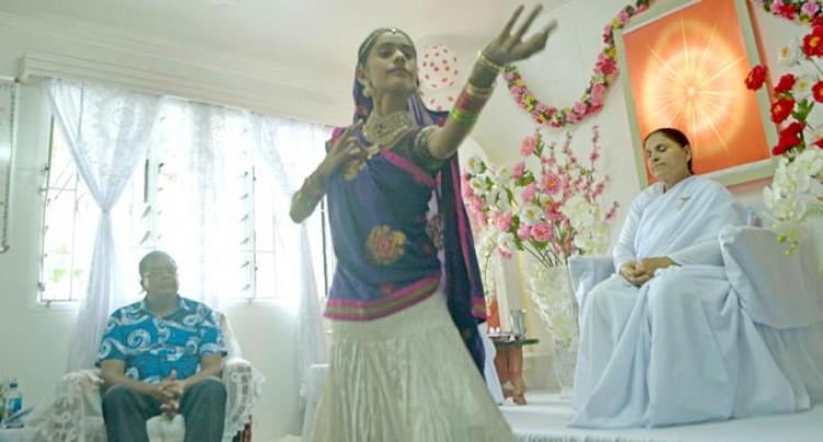 Minister Reddy Praises Lord Rama's Virtues