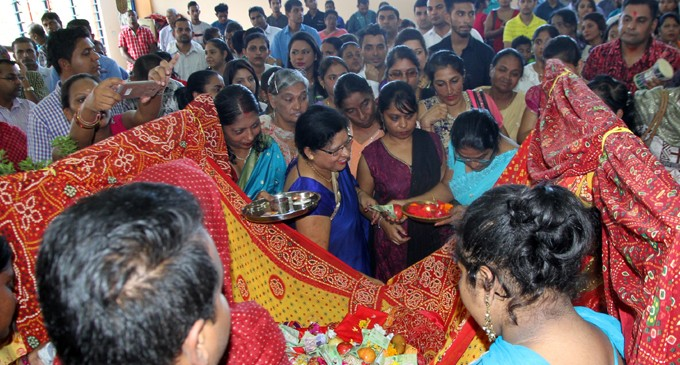 Ram Naumi Celebrations Conclude