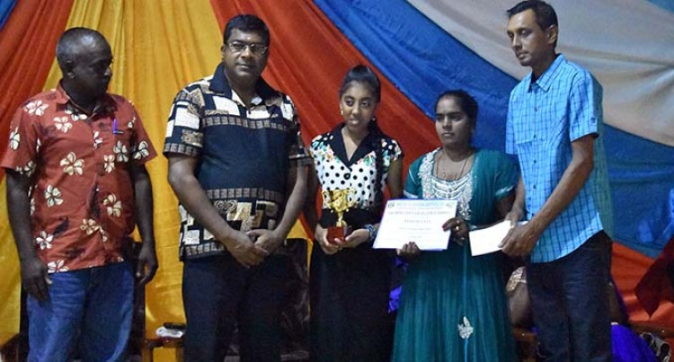 $2K Boost For Rakiraki Sangam Group
