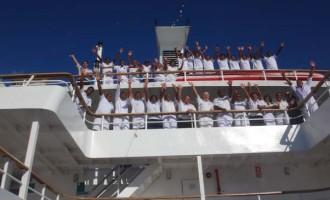 Cadet Life On A Passenger Ship