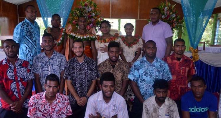 Star Midfielder Weds Missionary