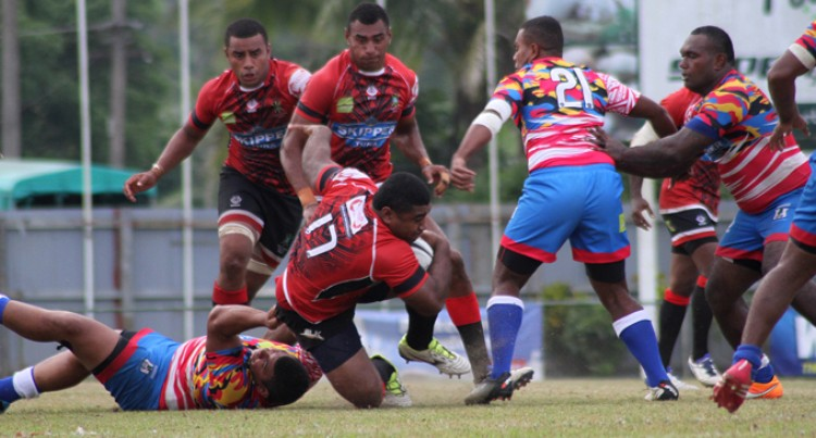 Strict Diet Pays Off For Naitasiri
