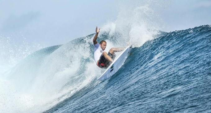 Surfers Prepare For Fiji Pro Trials