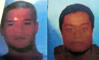 Missing Person: Mariuti Uan & Tiaontin Otea.