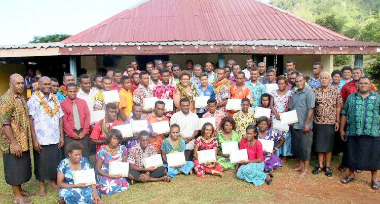 10 Women Graduate With Carpentry Certificates
