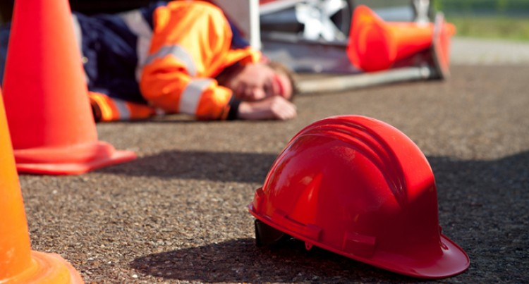 Usamate: 5.7K injuries at work from 2012 to 2016