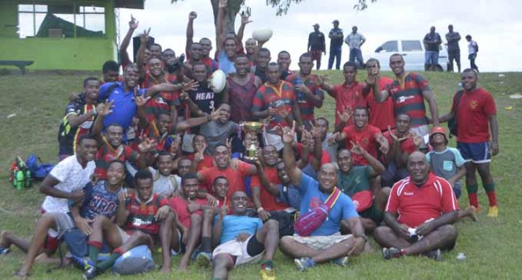 Army Crowned Nadi 10s Champs