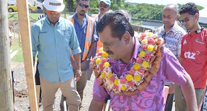 Works On Labasa Fish, Grog Stalls Begin