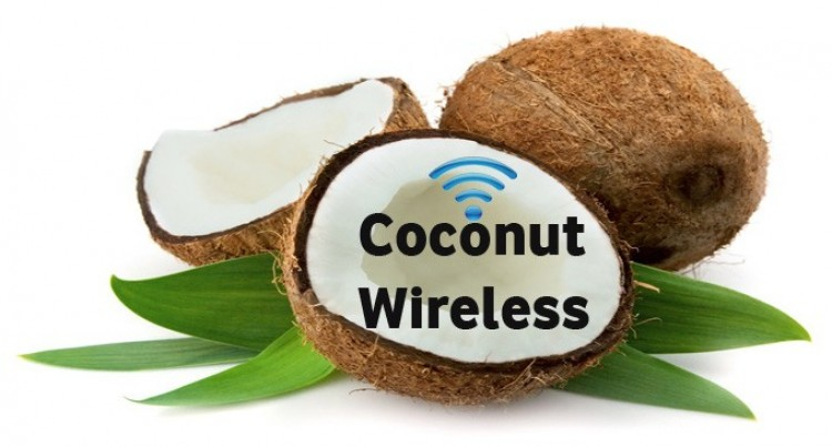Coconut Wireless, 01st April 2017