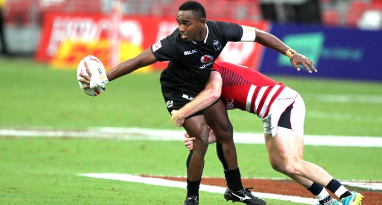 Fijians Win Singapore Opener