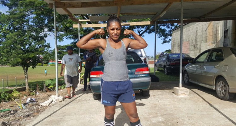 Blas Backs Female Boxers