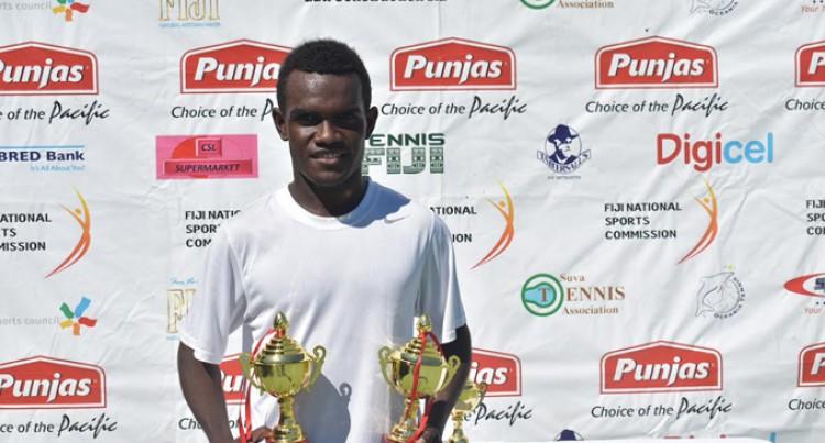 Benjamin  Upsets Tennis Favourites
