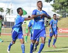 Kubu Hat-Trick Lifts Blues
