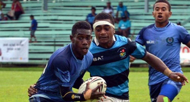 Tailevu Giants For U19 Final