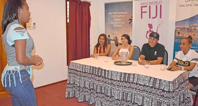 Priyanka: 'Be More Vocal'