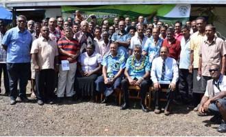 More Operators For Bua, Macuata Rice Farmers