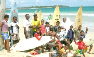 Young Surfers Continue To Shine