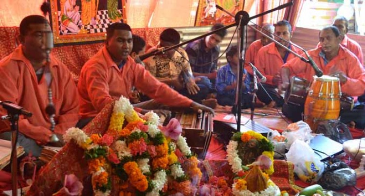 14 Families Celebrate Birthday Of Lord Rama