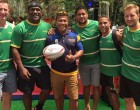 Serevi Joins Rugby Stars  in Hong Kong