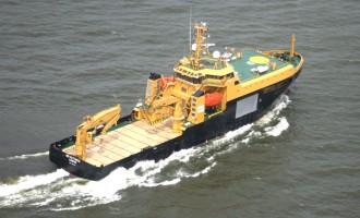 New Govt Vessel Next Year
