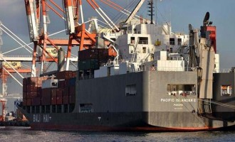Cars And General Cargo Unloaded At Suva Port