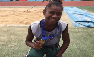 Vusona Wins Gold For Levuka