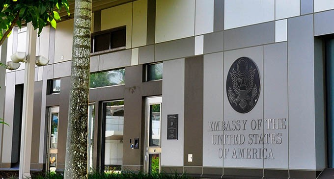 US Embassy Tells Why Vetting System  Always Changing