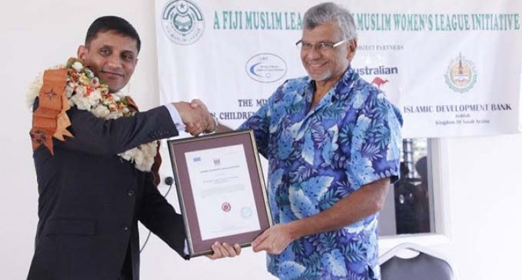 Makoi Vocational Centre Ambassadors of Fiji Sewn
