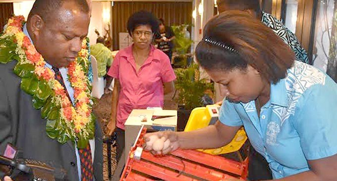 Participants Guarantee System empowers women in Coral Coast