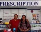 Couple open 100k pharmacy