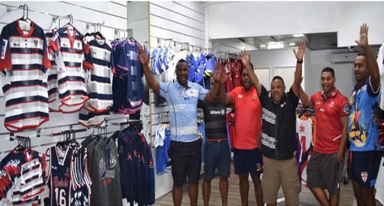 $100k BLK Store Opens In Nadi