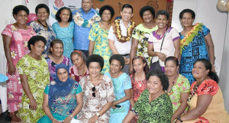 Tui Macuata To Women: Don't Be Business Shy