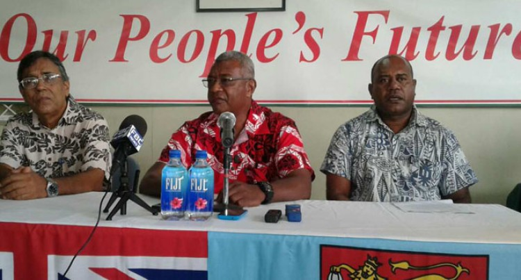 Tikoduadua To Stand For NFP In 2018 Poll Bid