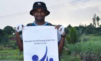 Teacher Hikes Vanua Levu To Highlight Child Abuse