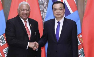 Fiji, China To Defend Paris Agreement on Climate Change at COP23 Meet