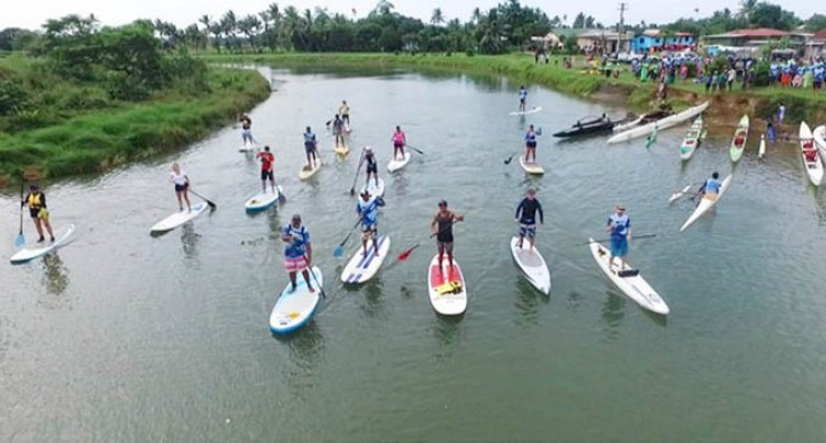 Paddlers Lead Charge To Rid Our Waters Of Plastic