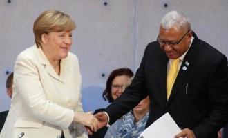 Editorial: German Chancellor's statement big boost for Fijian presidency for COP23