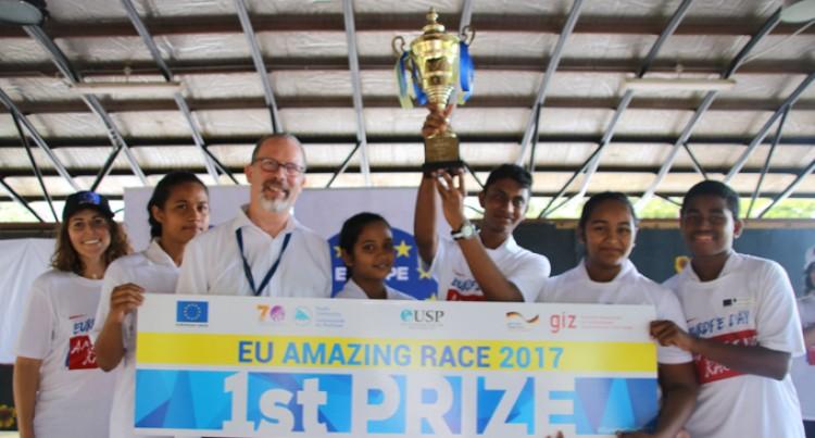 Vashist College Wins EU's Pit-Stops Contest